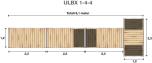 Ulpukka ULBX 1-4-4