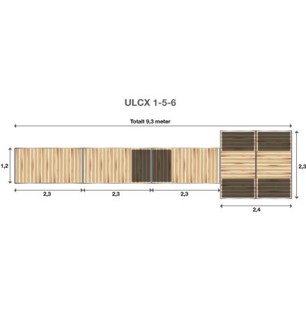Brygga Ulpukka ULCX 1-5-6