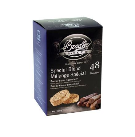 Special 48 st, Bradley Smoker