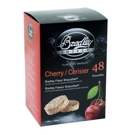Körsbär 48 st, Bradley Smoker