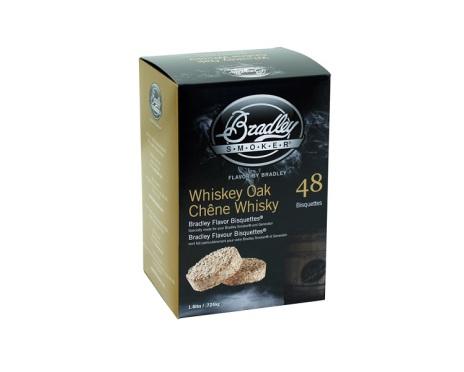 Whiskey-Ek 48 st, Bradley Smoker