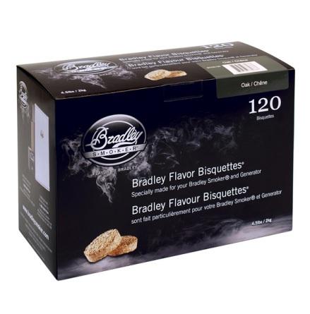 Ek 120 st, Bradley Smoker