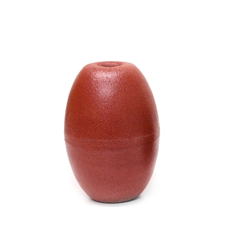 Äggflöte 140mm Röd