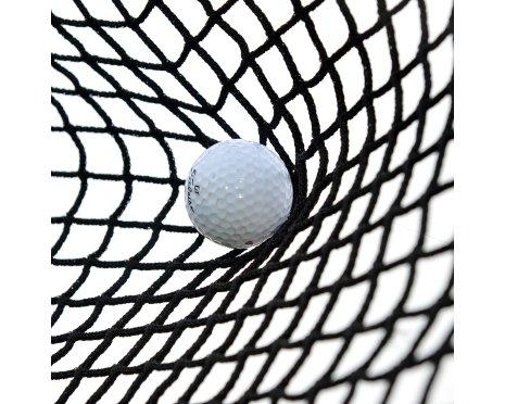 Golfnät 2mm tråd H 3,5 m x 4,0  m