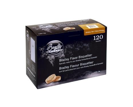 Whiskey-Ek 120 st, Bradley Smoker