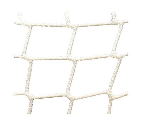 Skyddsnät 35 mm, tråd 3.0 mm Vit