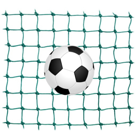 Fotbollsnät i bit, 80 mm