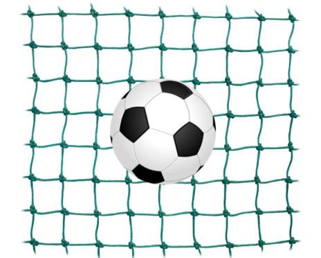 Fotbollsnät i bit, 130 mm