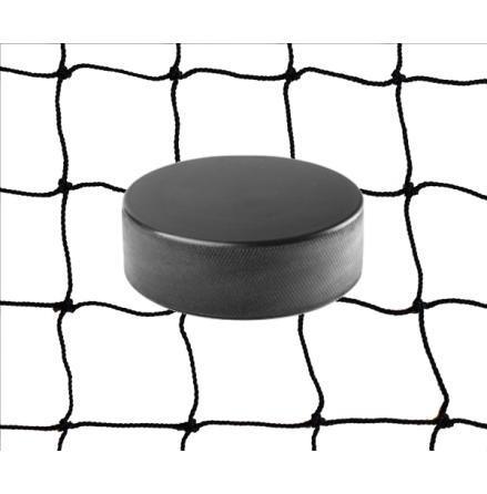 Hockeynät 1 mm Nylon Svart