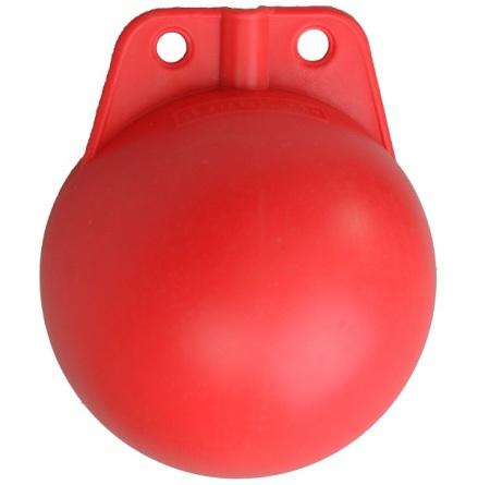 Boj 15cm hård Röd