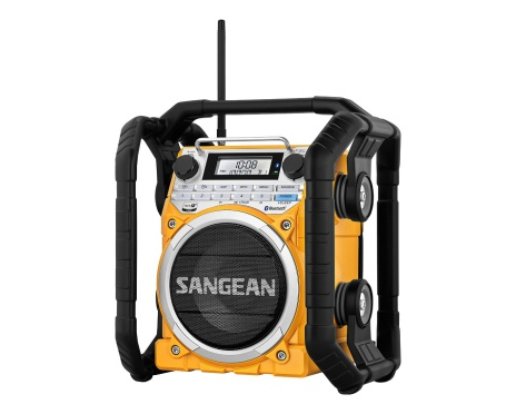 Bluetooth-högtalare och radio