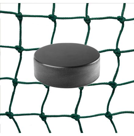 Hockeynät 3 mm PE Grön 30mm