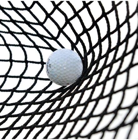 Golfnät 2mm tråd H 5,0 m x L 10 m