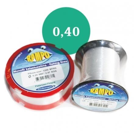 Lina nylon 0,40mm